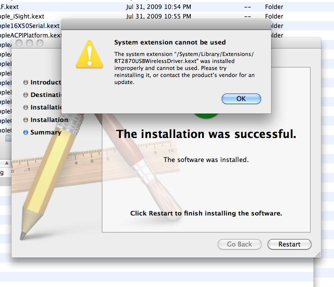 Installation for Mac | Panda Wireless